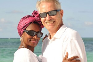 Designer with Dominican Wife