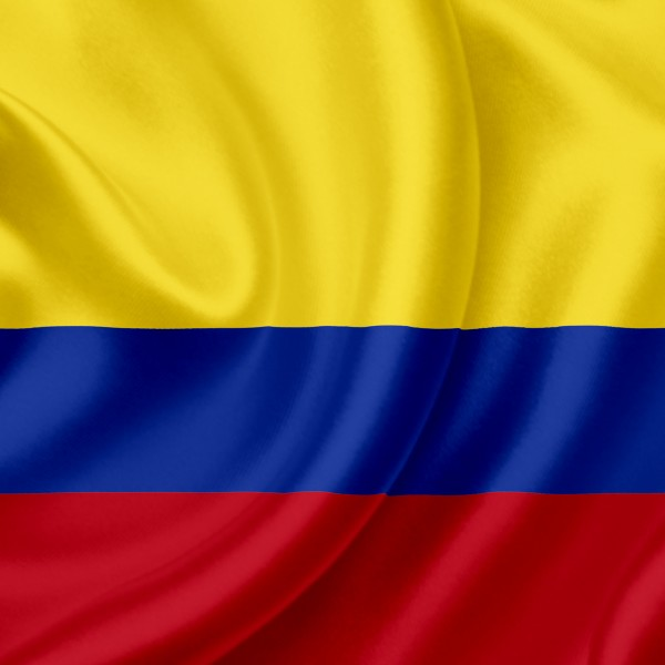 C125 Colombian Flag