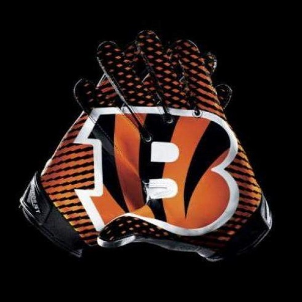 C040 Cincinnati Bengals Gloves