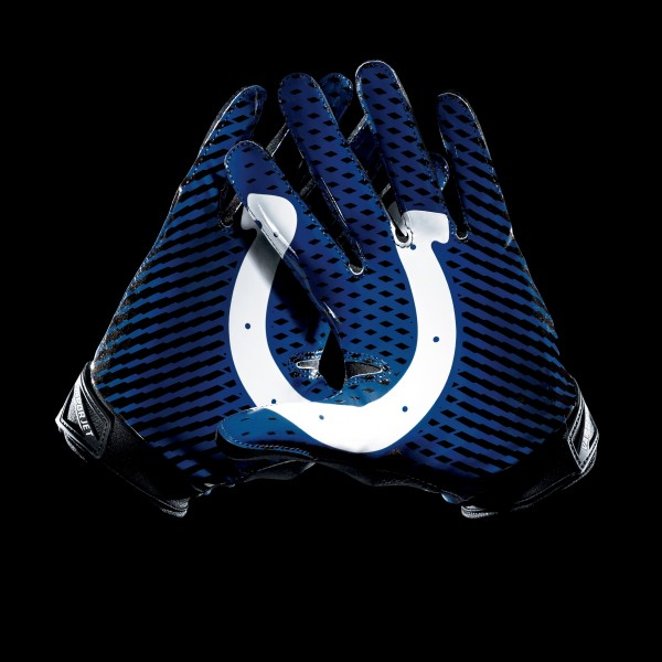 C057 Indianapolis Colts Gloves