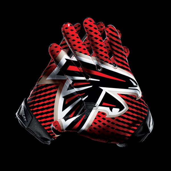 C074 Atlanta Falcons Gloves