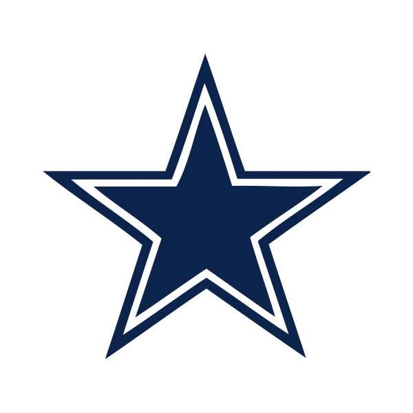 C208 Dallas Cowboys Star