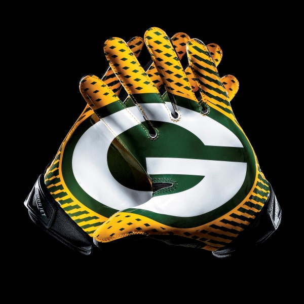 C211 Green Bay Packers Gloves