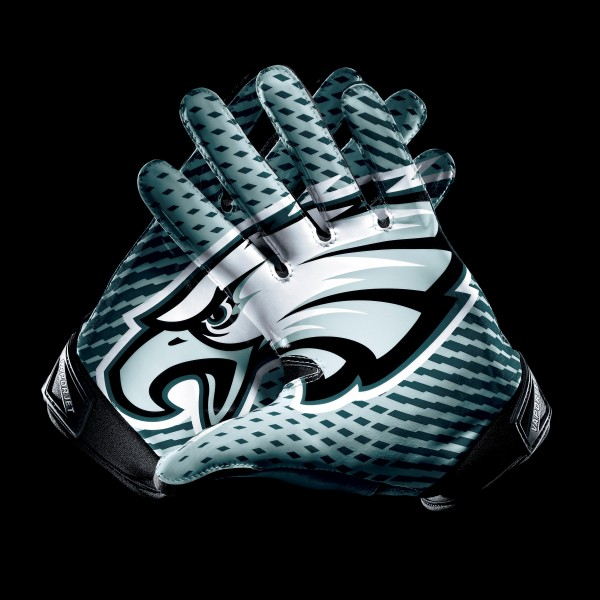 C273 Philadelphia Eagles Gloves