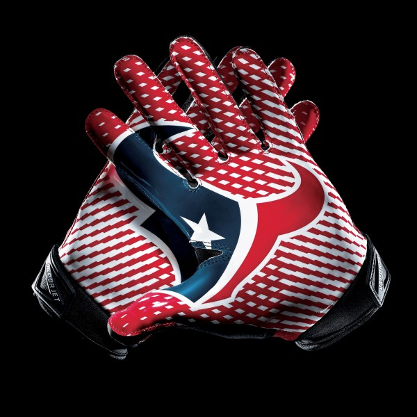 C282 Houston Texans Gloves