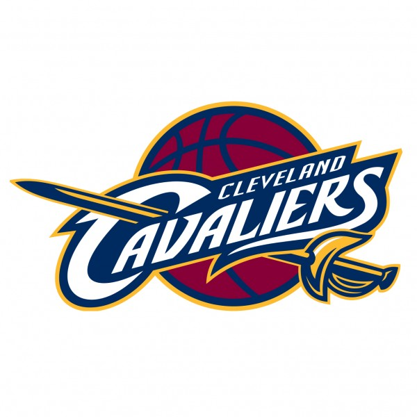 C297 Cleveland Cavaliers White