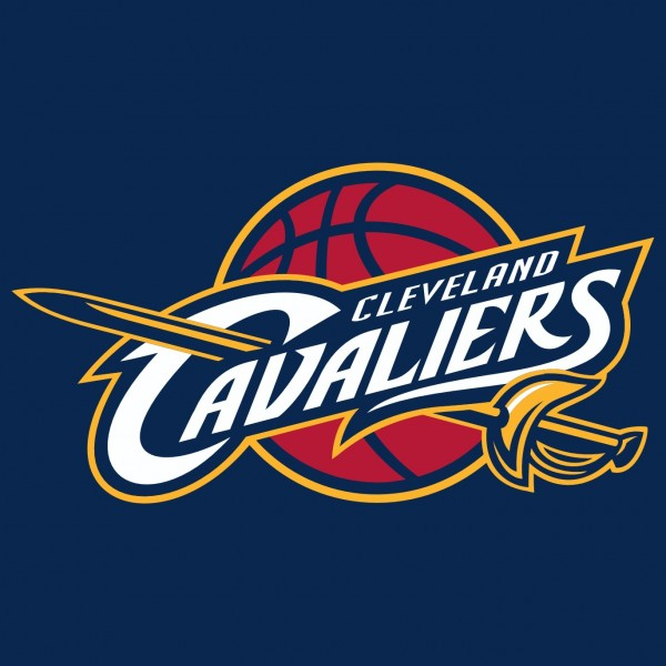 C298 Cleveland Cavaliers blue background