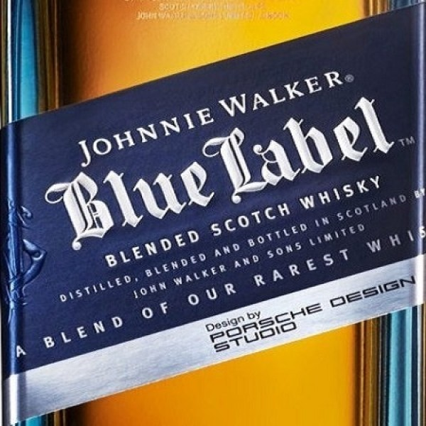C301 Johnnie Walker Blue Label