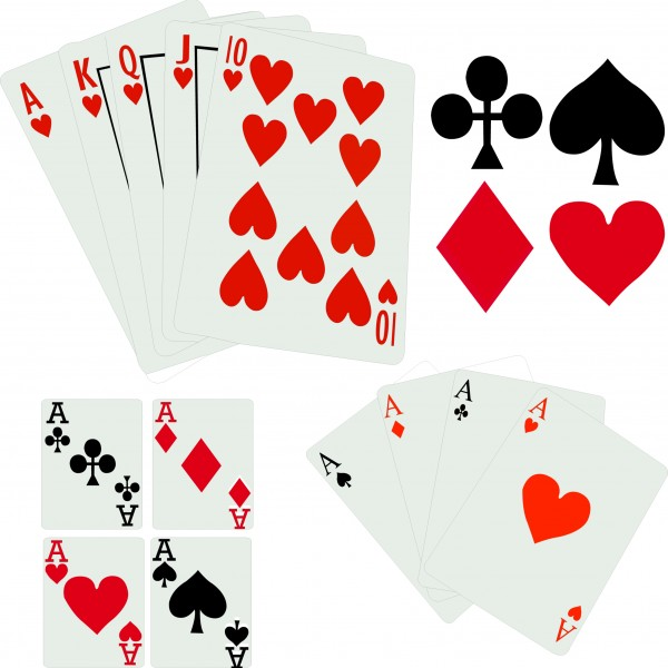 T034 Playing Cards