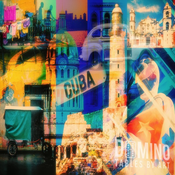 T047 Cuban Collage
