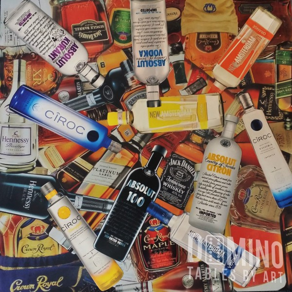 T050 Liquor Collage