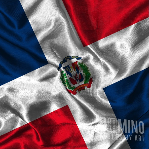 T106 Dominican Flag