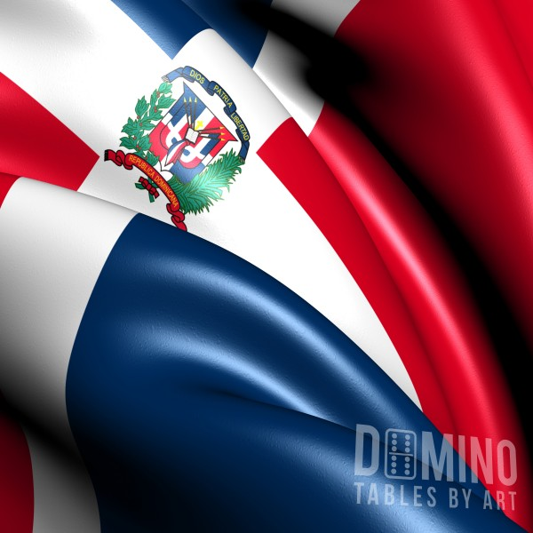 T110 Dominican Flag