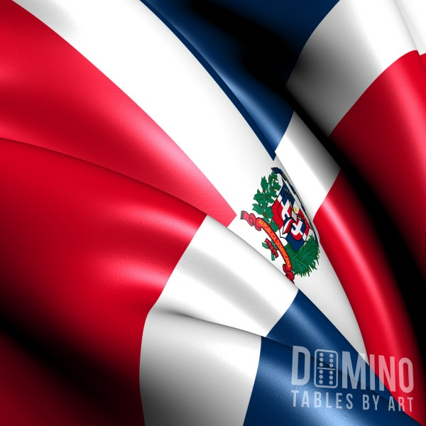T111 Dominican Flag