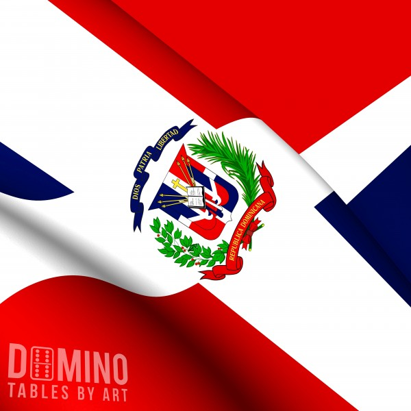 T114 Dominican Flag