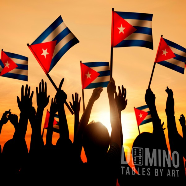 T133 Cuban Flags