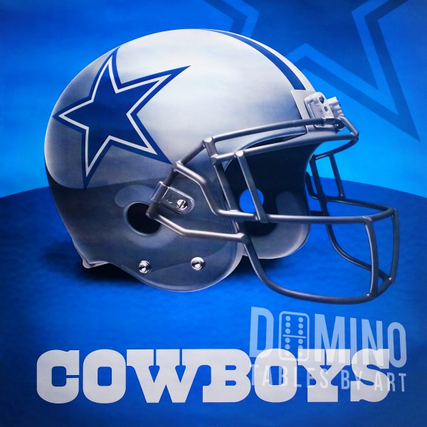 TS001 Dallas Cowboys Helmet