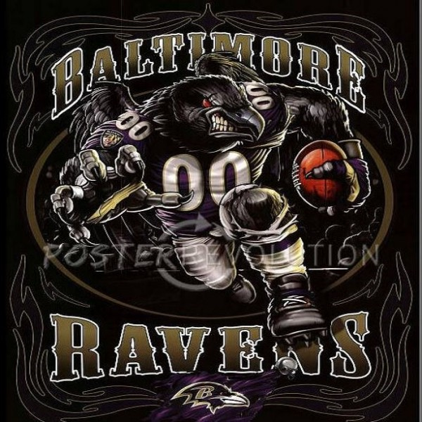 TS009 Baltimore Ravens