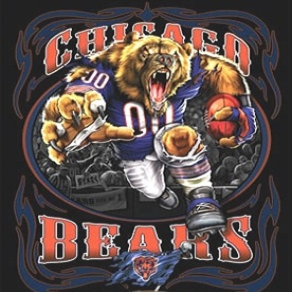 TS012 Chicago Bears