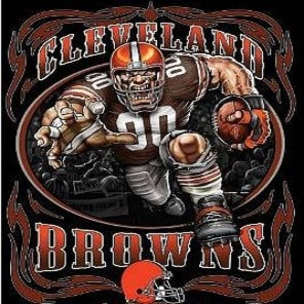 TS014 Cleveland Browns