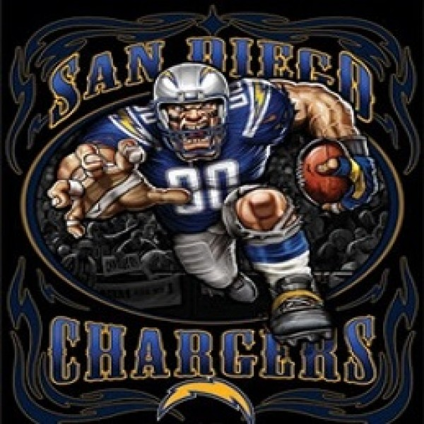 TS031 San Diego Chargers