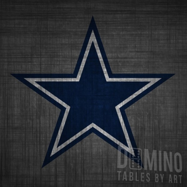 TS050 Dallas Cowboys Lone Star