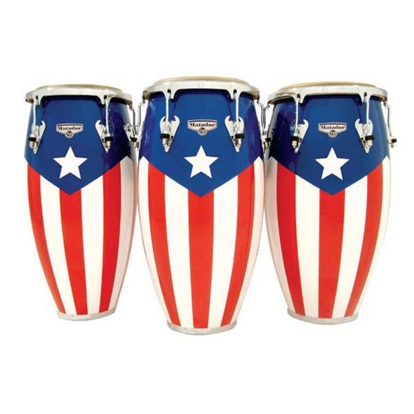 C011 Puerto Rican Congas