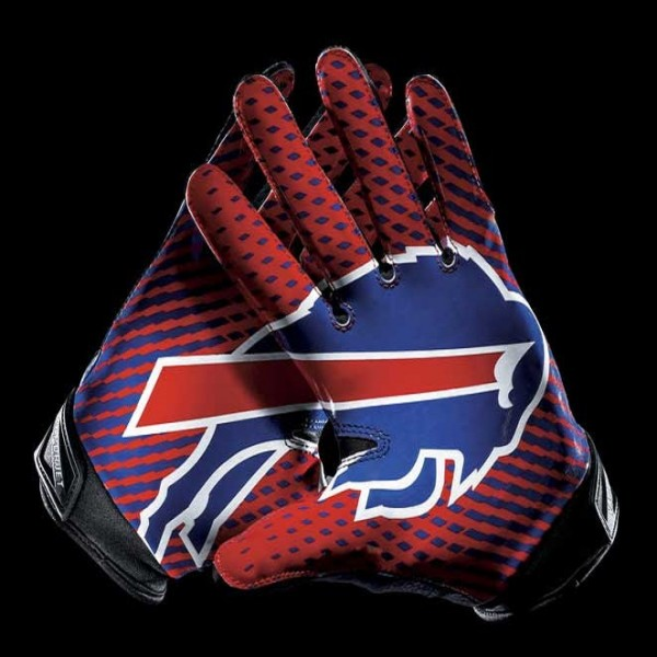 C047 Buffalo Bills Gloves