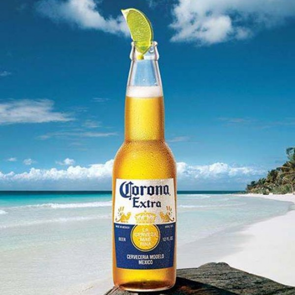 C058 Corona on Beach