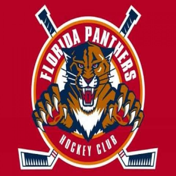 C077 Florida Panthers Cupholder