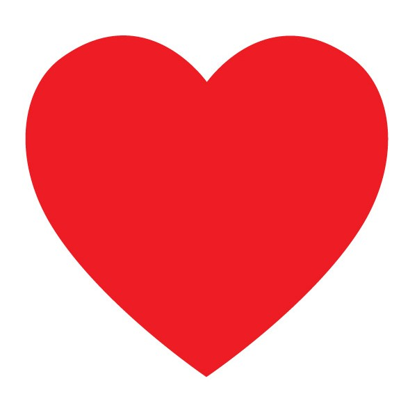 C078 Heart