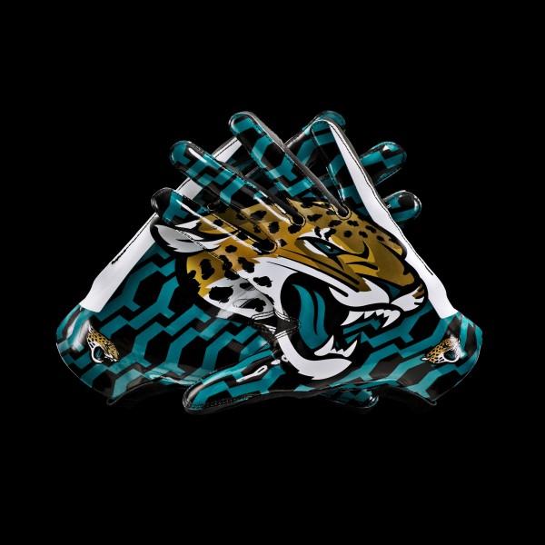 C082 Jacksonville Jaguars Gloves