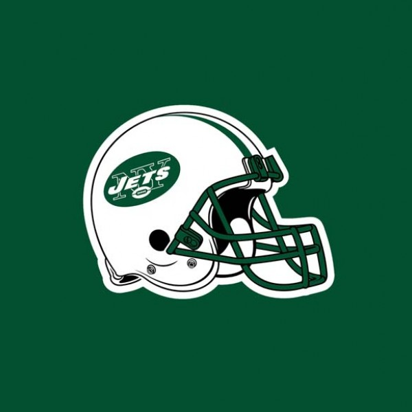 C083 NY Jets Helmet