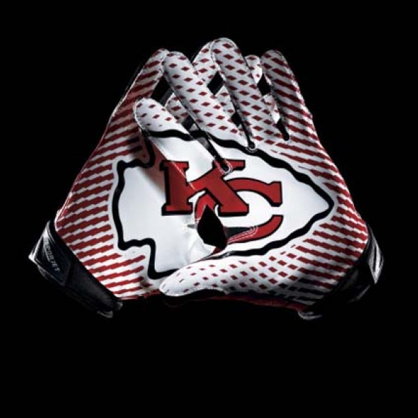 C048 Kansas City Chiefs Gloves