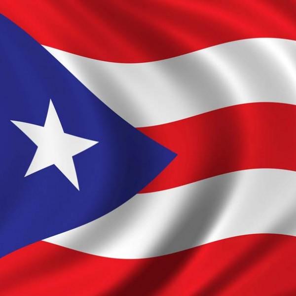 C100 Puerto Rican Flag