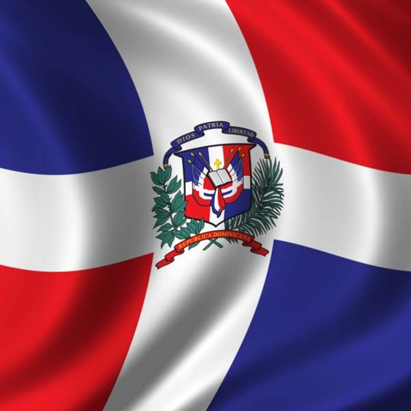 C101 Dominican Flag