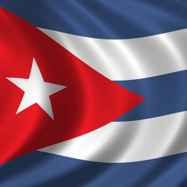 C102 Cuban Flag