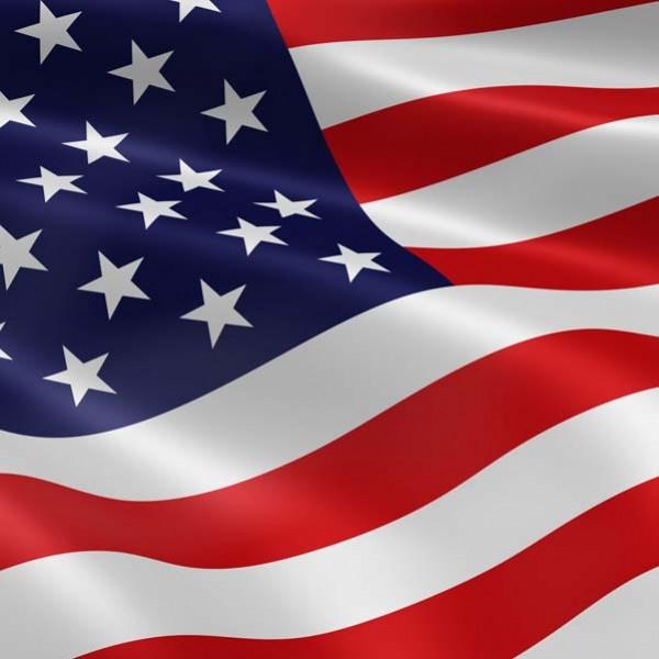 C104 American Flag