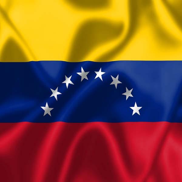 C107 Venezuela Flag