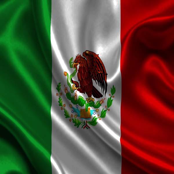 C108 Mexico Flag