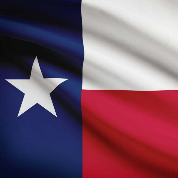 C109 Texas State Flag
