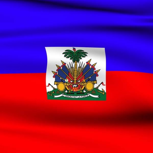 C112 Haitian Flag