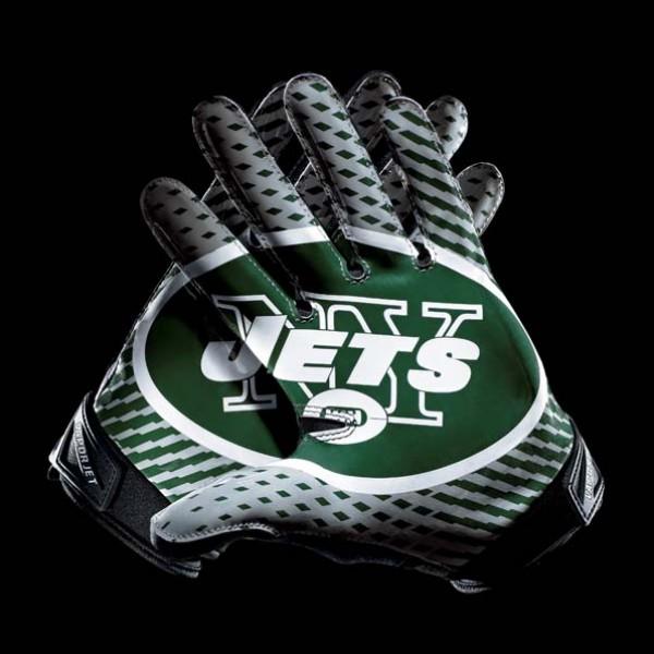 C212 NY Jets Gloves