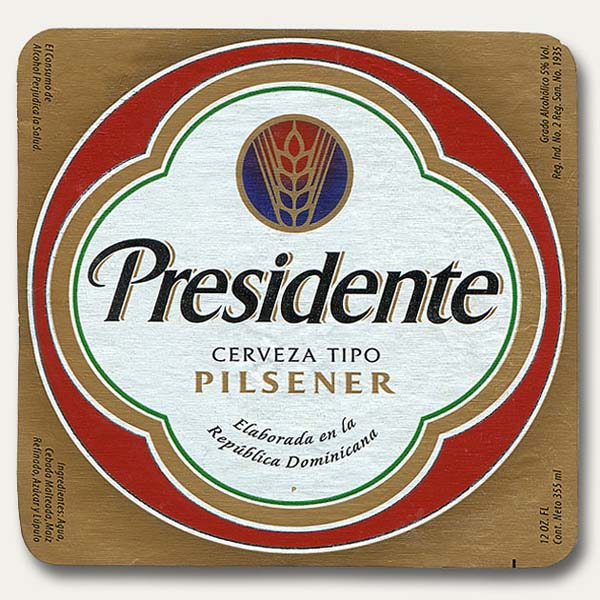 C275 Presidente Beer Old Style