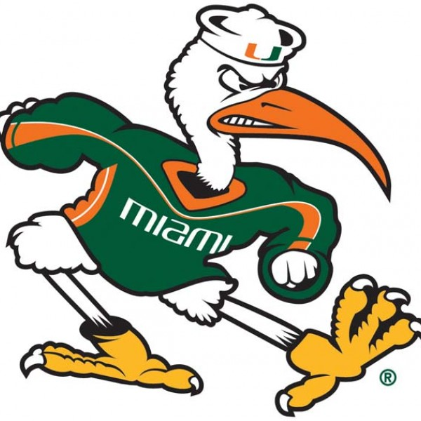 C292 University of Miami Sebastian