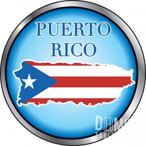 T104 Puerto Rican Flag